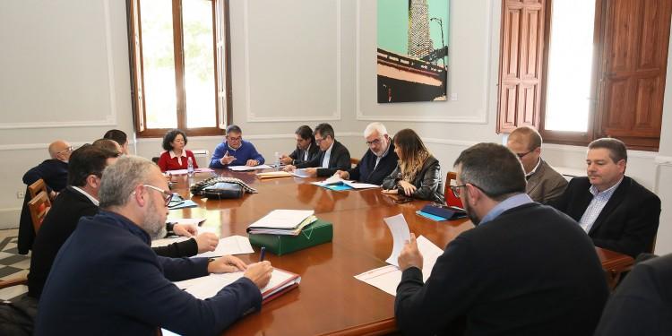 activa diputacion Comisión infraestructuras