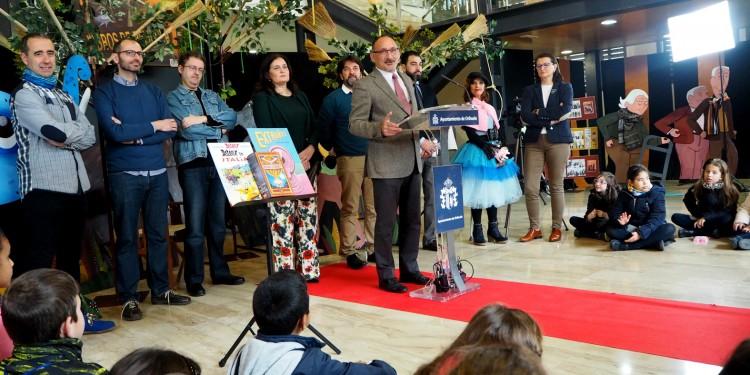 activa orihuela Inauguración Salón Libro Infantil