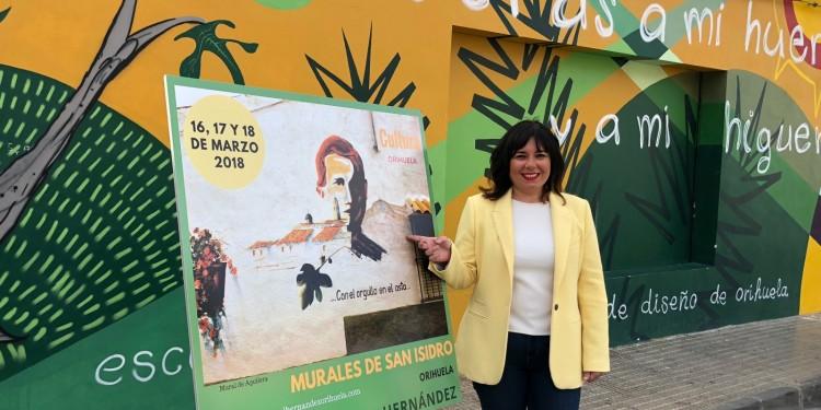 activa orihuela mar murales san isidro