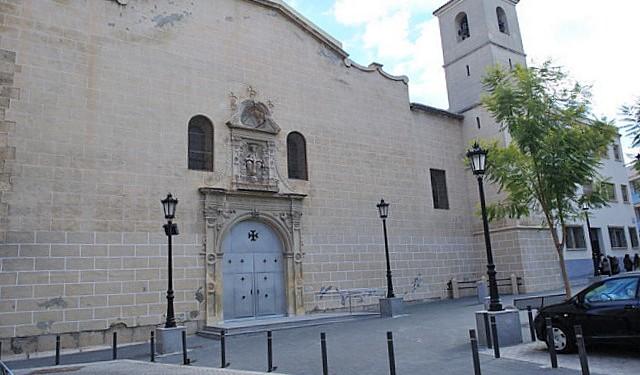 orihuela convento iglesia trinidad