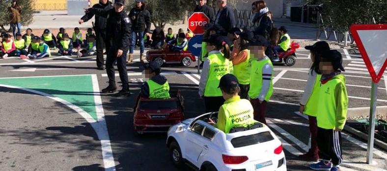 activa redovan seguridad vial