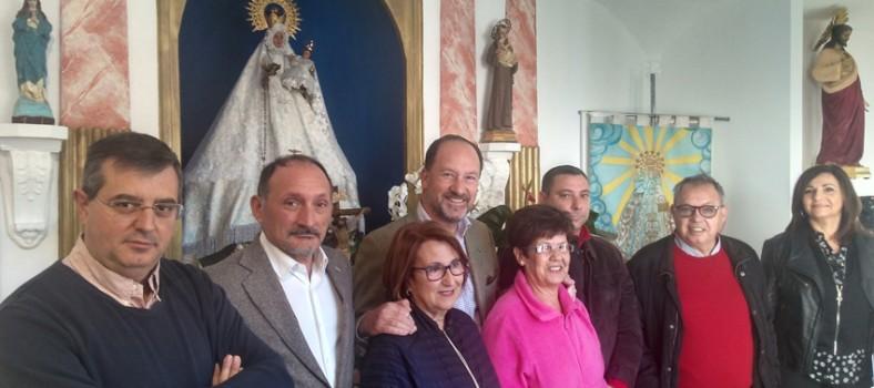 activa orihuela Virgen de Monserrate Calle Arriba