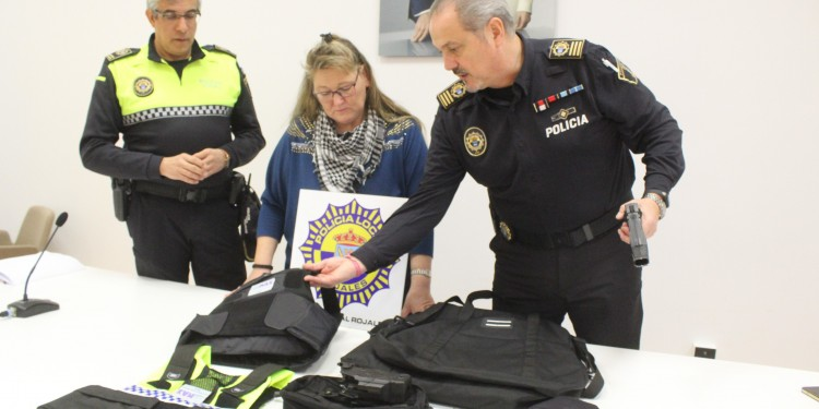 activa rojales chalecos policia local