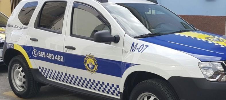 activa algorfa policía local