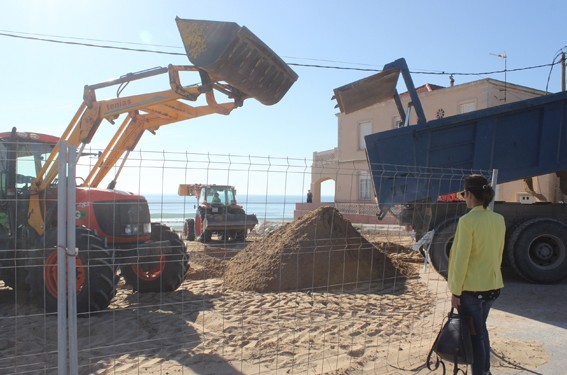 activa guardamar regeneraion playas