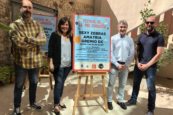 activa orihuela Mar Festival Pre-Conquista 2018