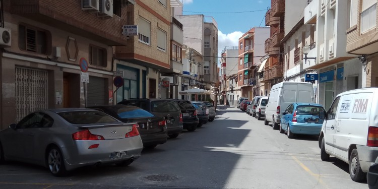 activa albatera Calle Mesón