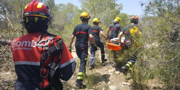 activa bomberos san miguel