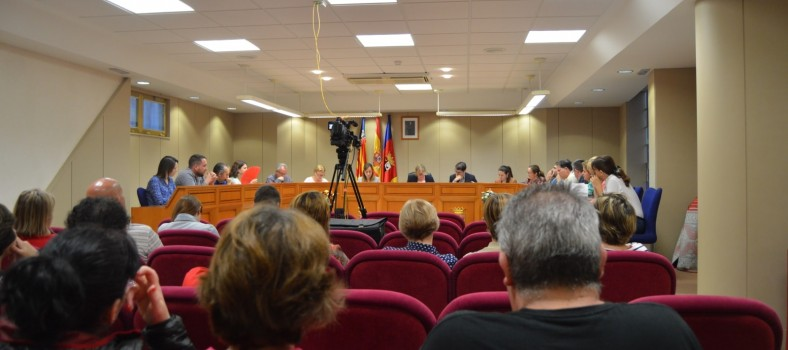 activa albatera Pleno Ayuntamiento