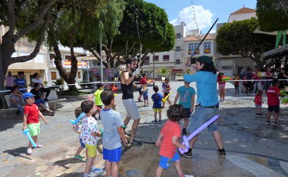 activa benejuzar embajada castillo infantil