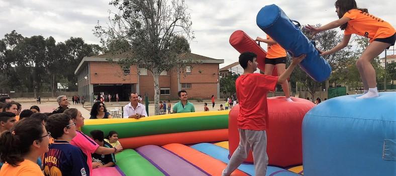 activa benejuzar fiesta infantil