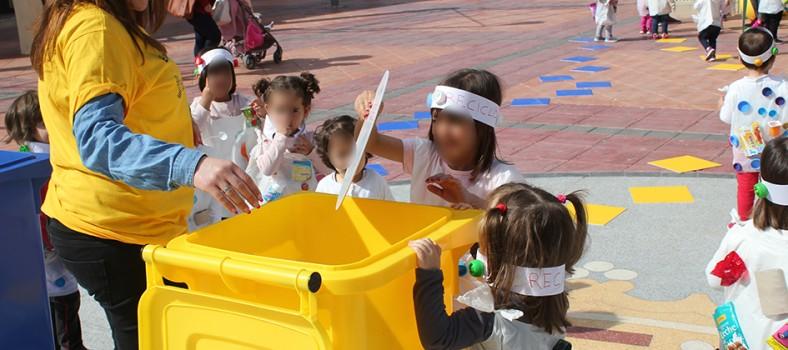 activa rafal reto reciclaje