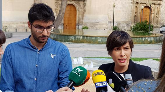 ACTIVA ORIHUELA PSOE CAMBIEMOS BASCUÑANA