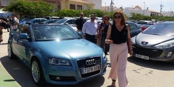 activa almoradi Inauguración Feria Auto 2
