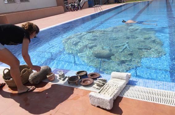 activa guardamar arqueología submarina