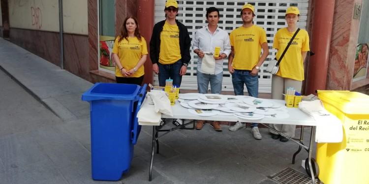 activa bigastro reto reciclaje