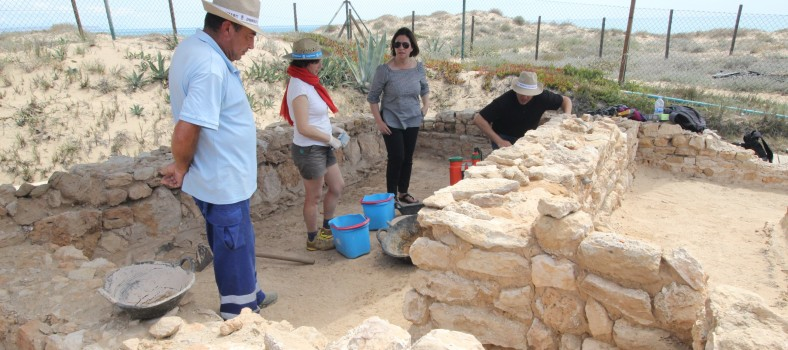 activa guardamar arqueologica