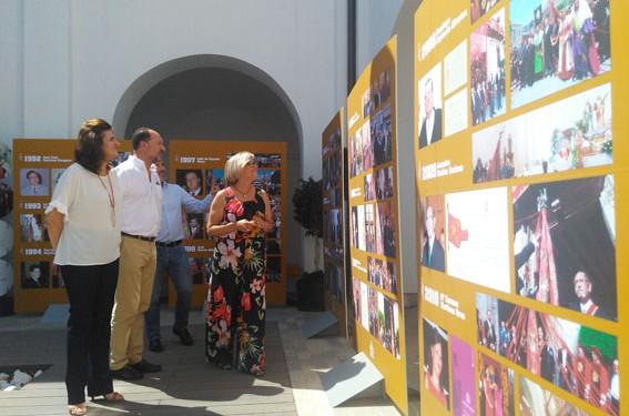 Exposición Reconquista y Síndicos