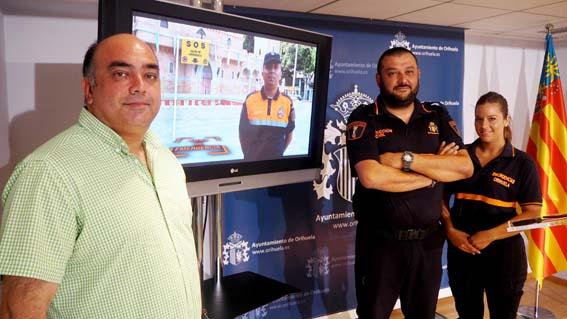 activa orihuela emergencias Protección Civil
