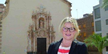 Ana Serna Alcaldesa Albatera Julio 2018