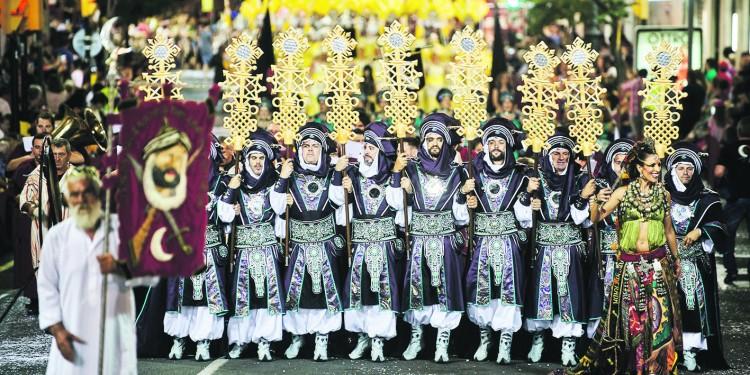 Desfile moro 13