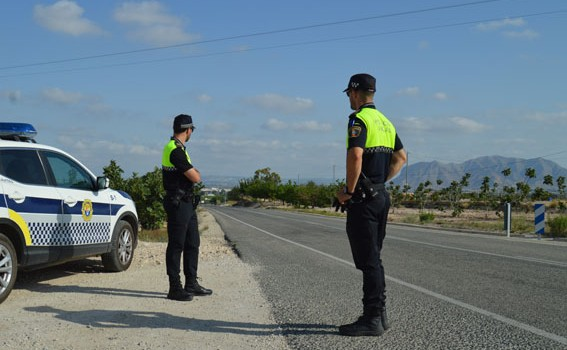 activa albatera policia breva