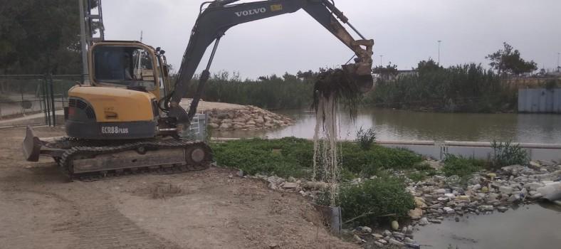 activa chs limpieza rio guardamar