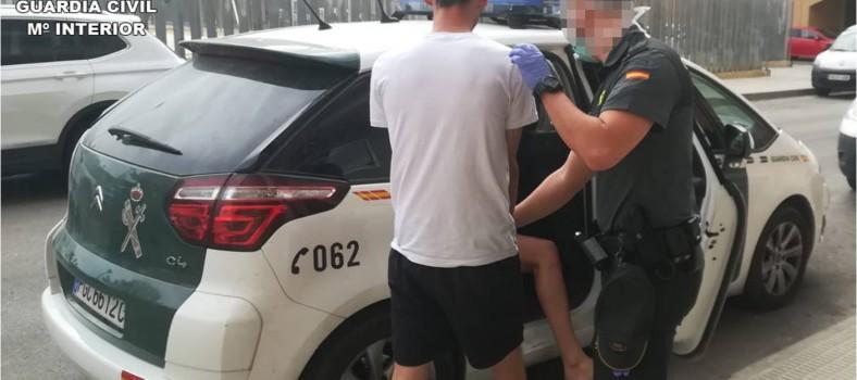 guardia civil almoradi narcopisos 2