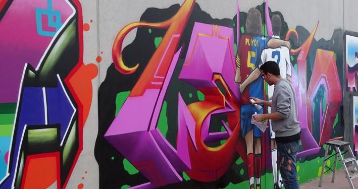 activa rafal grafitti