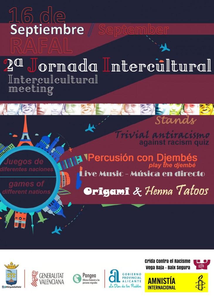 Cartel II Intercultural Rafal