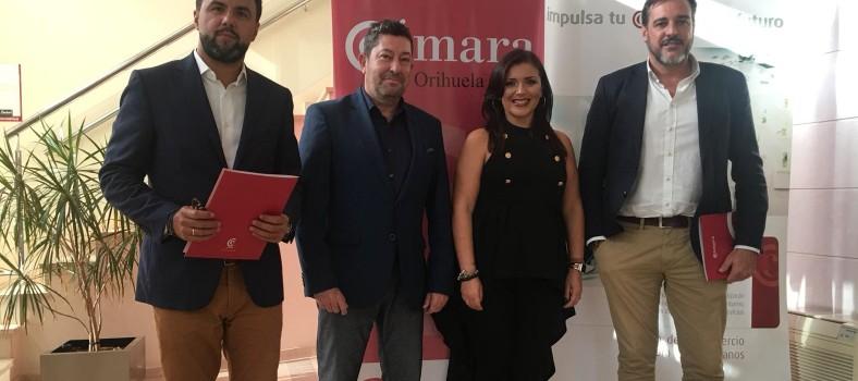 20180918 Cs reunion en Camara Comercio Orihuela 2