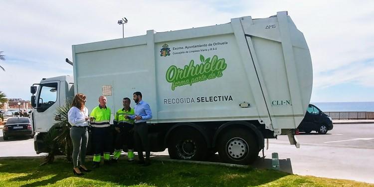activa orihuela damaso reciclaje