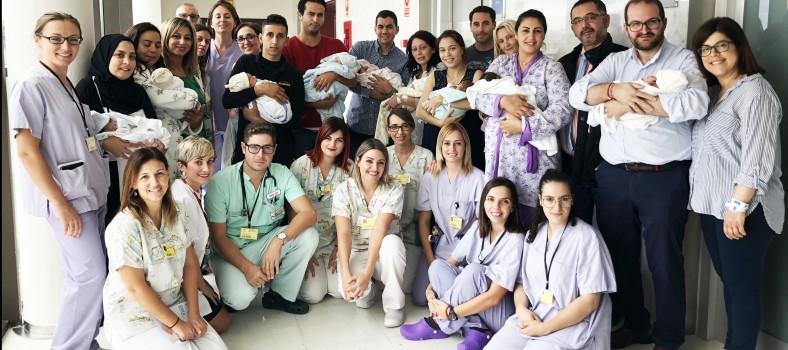 activa torrevieja hospital Récord Nacimientos