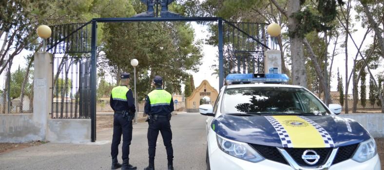 activa albatera policia local cementerio