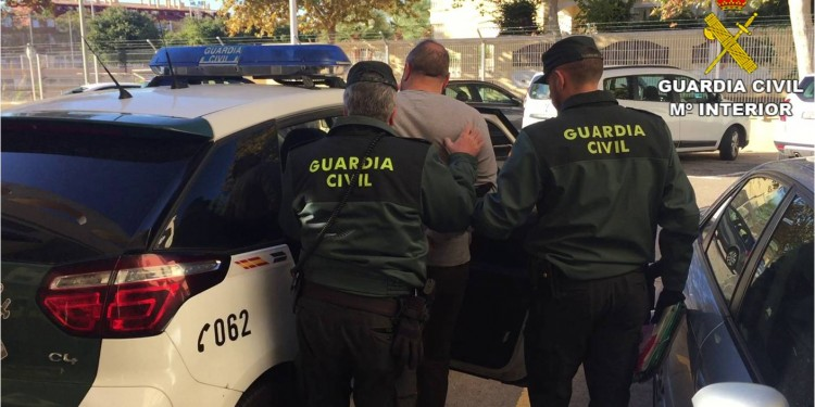 Guardia civil san fulgencio