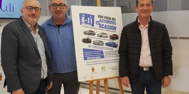 activa almoradi Feria Automóvil
