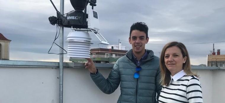 activa almoradi meteorihuela Estación