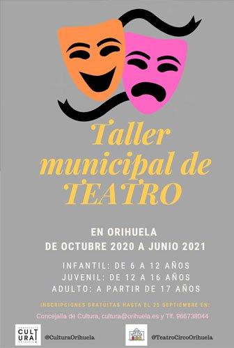 Teatro Orihuela cultura